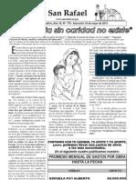 Boletín Parroquial del 19/05/2013