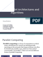 Data-Parallel Architectures And