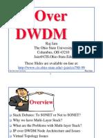 IP over DWDM
