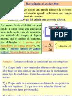 exercicios com respostas-corrente, resistencia e lei de Ohm.pdf