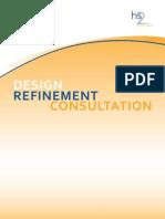 HS2 Ltd Design Refinement Consultation Leaflet