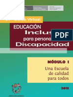 Discapacidad Modulo 1