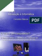 Parte I - Introdução à Informática