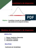 3medidas de Dispersion