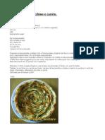 Torta Salata Di Zucchine e Carote Vegana