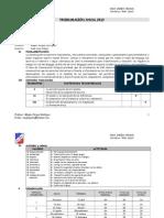 Programa Anual Comunicacion 2013 1y2