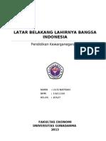 makalah 1 kewarganegaraan