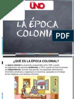 TS4-153A LA ÉPOCA COLONIAL UNIDAD 7