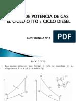 Mgp 4 Ciclo Pot Gas Ciclo Otto Diesel