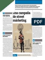 Campaña de Street Marketing