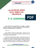 15 25 Ouspensky P D Iniciacion de Jesus en Heliopolis Www.gftaognosticaespiritual.org