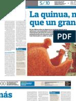 EL Negocio Quinua Peru