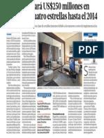 Inversion Hoteles en Peru