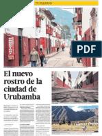 Proyecto Pinta Tu Barrio Urubamba Cusco