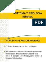 2 Anatomia y Fisiologia Humana