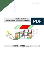 Electrididad y Electromagnetismo