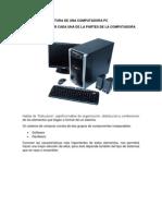 Lección1 Estructura de una computadora PC
