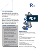 DDPS Powder Pump