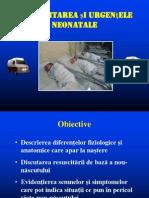 Resuscitarea neonatala
