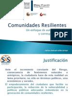 Comunidades Resilientes El Nuevo Reto