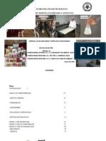 Modulo Leche Derivados y Procesos Industriales