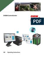 EHEIM ControlCenter User Manual GB 07-2011
