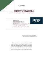 Biografia de Engel Por Lenin
