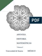 Apuntes+de+Historia+de++Las+Matematicas+Volumen+1