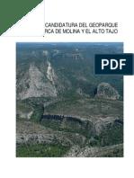 Informe Del Geoparque Alto Tajo