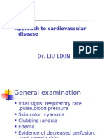 Approach to Cardiovascular Disease
