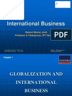 288 33 Powerpoint Slides Chapter 1 Globalization International Business