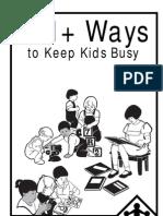 [Children's Books] Children's Books - 101 Ways to (Bookos.org)