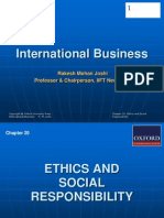 288 33 Powerpoint Slides Chapter 20 Ethics Social Responsibility