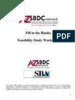 Feasibility Study Worksheet