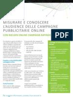 Nielsen Online Campaign Ratings // Italia