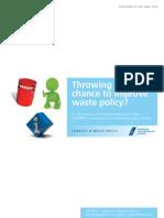EEB Waste Report 2012