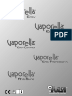 Plancha Polti Vaporella