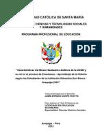MUSEOLOGIA Jaime Enrique Quispe Huayta