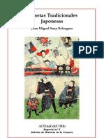 Libro Cometas Japonesas