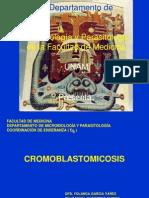 6.CROMOBLASTOMICOSIS