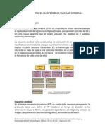 Historia Natural de La Enfermedad Vascular Cerebral