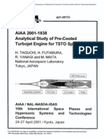 AIAA-2001-1838 Design Detailed d' Azur
