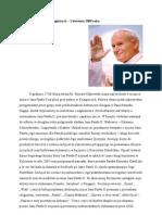 Ognisko Papieskie w Księginicach 2 kwiecień 2009
