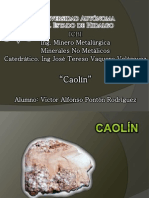 Caolín (Victor Pontón)