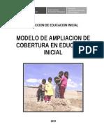 Modelo de Ampliacion MED Documento