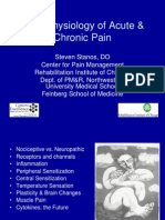1 Pathophysiology Acute Chronic Pain