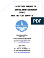 Annual Report 2009-10 (Cover Page
