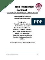 Trabajo Sistema Financiero Mexicano