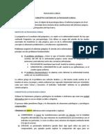 PSICOLOGÍA CLÍNICA apuntes clase.docx