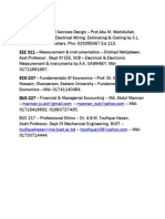 FALL 2012 All Book & Teacher Profile